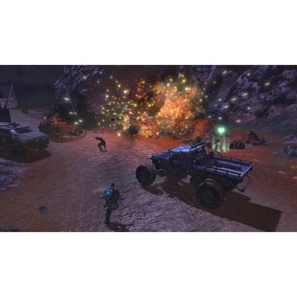 Игра для Nintendo Switch Red Faction Guerrilla ReMarstered