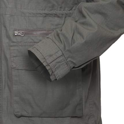 Куртка для рыбалки Norfin Nature Pro, gray, S INT, 168-174 см