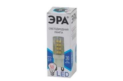Лампочка ЭРА LED JCD-5W-CER-840-G9