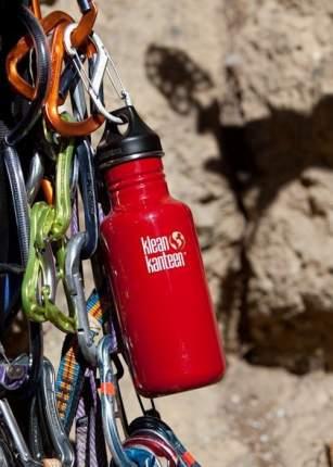 Крышка для детской бутылочки Klean Kanteen CLASSIC Loop cap зеленая