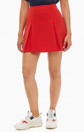Юбка женская Calvin Klein Jeans красная 42