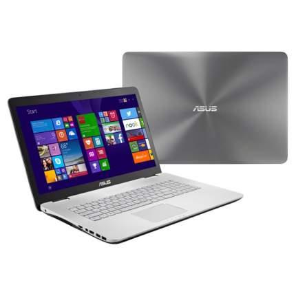Ноутбук ASUS N751JX-T7113H
