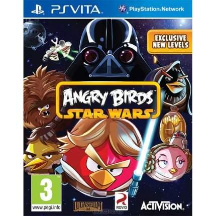 Игра Angry Birds Star Wars для PlayStation Vita