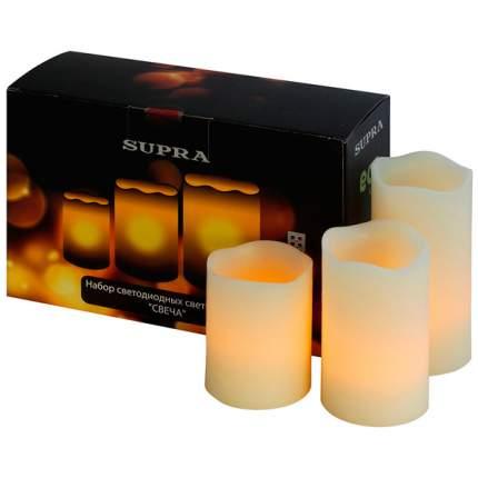 Электронная свеча LED Supra LCN-02RC Set