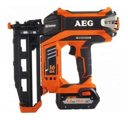 Аккумуляторный степлер AEG B16N18-0 4935451533 БЕЗ АККУМУЛЯТОРА И З/У