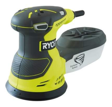 Сетевая эксцентриковая шлифовальная машина Ryobi ROS300 5133001144