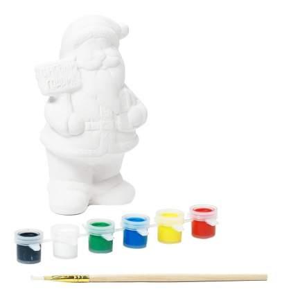 Набор для творчества Bondibon новогодние украшения дед мороз 14,6см