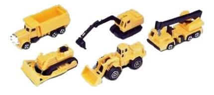 Коллекционная модель Welly Team Power Строительная бригада 97506R