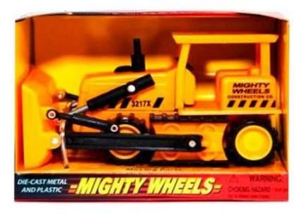 Бульдозер Mighty Wheels Soma, 12 см