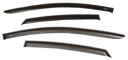 Дефлекторы на окна Vinguru для Peugeot (AFV23608)