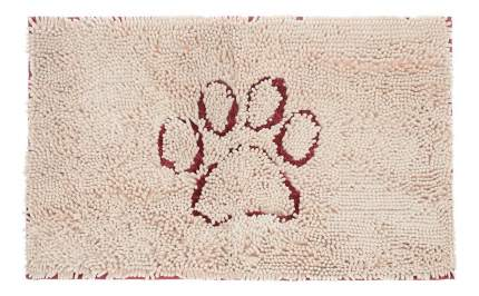 Коврик для животных Dog Gone Smart Doormat, супервпитывающий, бежевый, M, 51х79см