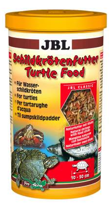 Корм для рептилий JBL Schildkrötenfutter основной, 250мл (30г) 7036300