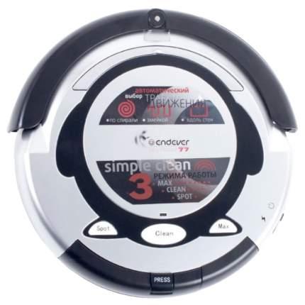 Робот-пылесос Endever Sky-Robot 77 Silver/Black