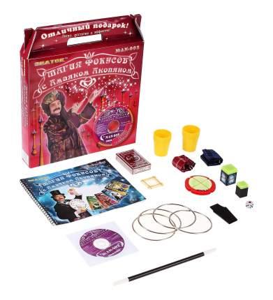 Семейная настольная игра Знаток Магия фокусов с Амаяком Акопяном