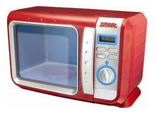 Микроволновая печь игрушечная HTI Микроволновая печь SMART