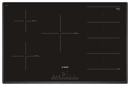 Встраиваемая варочная панель индукционная Bosch PXV851FC1E Black