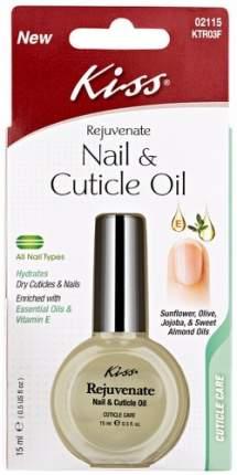 Масло для кутикулы KISS Nail & Cuticle Oil, 15 мл