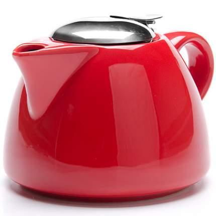 Заварочный чайник Loraine Красный 700 мл