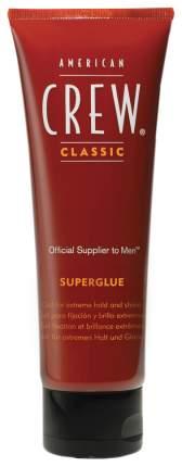 Гель для укладки волос American Crew Superglue сверхсильной фиксации 100 мл