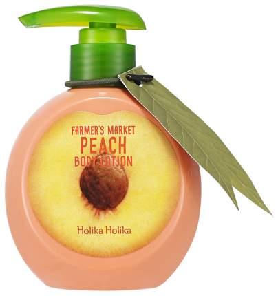 Лосьон для тела Holika Holika Farmer's Market Peach Body Lotion 240 мл