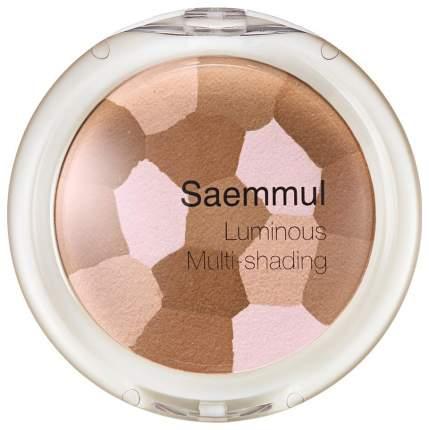 Пудра the SAEM Saemmul Luminous Multi-Shading 8 г