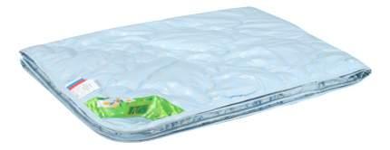 Одеяло детское АльВиТек 140х105 см голубое