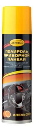 Полироль приборной панели ASTROhim «апельсин», 335 мл