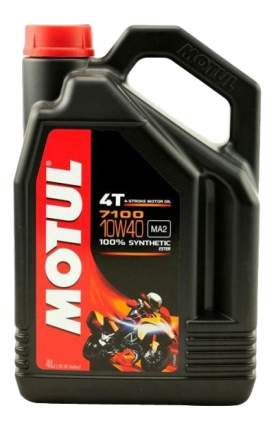 Моторное масло Motul 7100 4Т 10W-40 4л