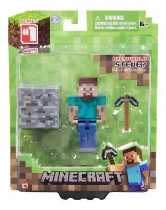 Фигурка персонажа 1TOY Minecraft Стив