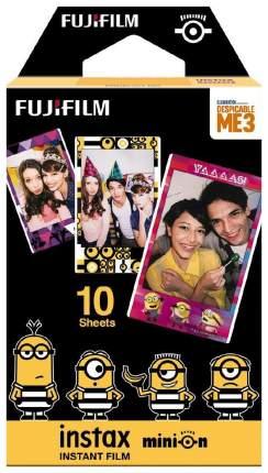 Фотопленка Fujifilm IInstax Mini Minion DM3 Черный