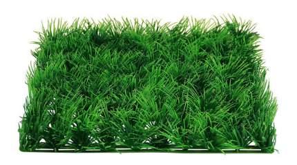 Laguna Растение Коврик зеленый, 25х25х3 см