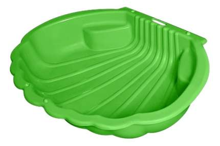 Песочница Macyszynt Toys Ракушка Зелёный