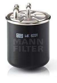Фильтр топливный MANN-FILTER WK820/1