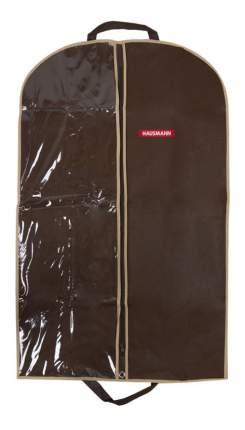 Чехол для одежды Hausmann 60 х 100 коричневый