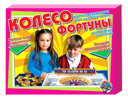 Настольная игра Десятое Королевство Колесо фортуны
