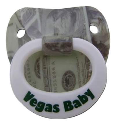 Силиконовая пустышка ортодонтическая Billy Bob Vegas Baby