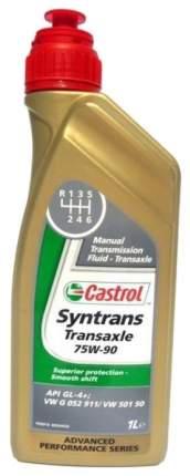 Трансмиссионное масло Castrol 75w90 1л 1502FD