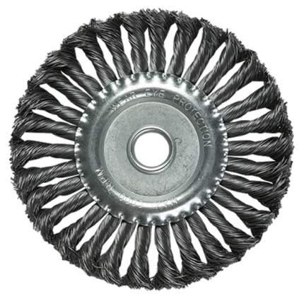Кордщетка для шлифовальных машин MATRIX 100 мм 22,2 мм 0,5 мм