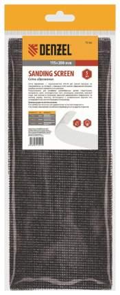 Лист шлифовальный для вибрационных шлифмашин DENZEL 75189