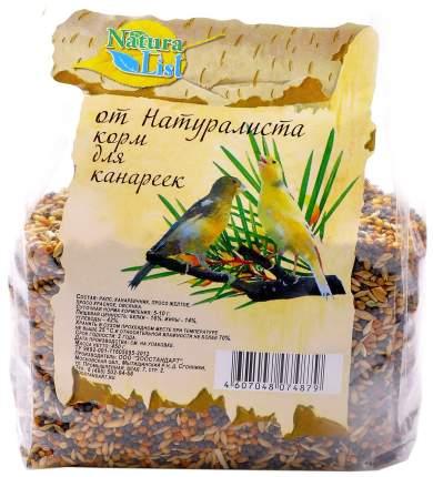 Основной корм Naturalist для канареек 450 г, 1 шт