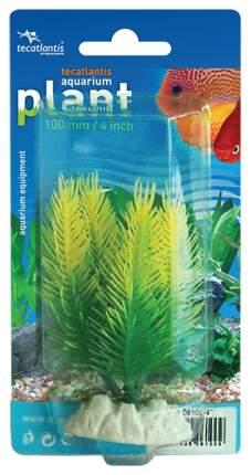 Искусственное растение Tecatlantis ветка 10см 6100 зеленый, желтый
