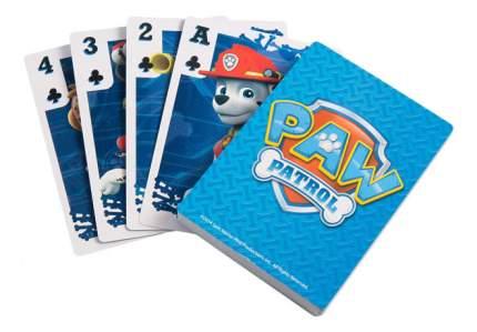 Семейная настольная игра Paw patrol Игровые карты