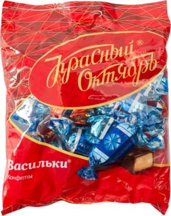 Конфеты Красный Октябрь васильки 250 г