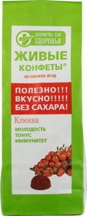 Мармелад желейный Лакомства для здоровья клюква 170 г