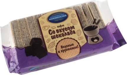 Вафли Коломенское со вкусом шоколада 220 г
