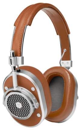 Наушники Master & Dynamic MH40S2 Brown/Silver