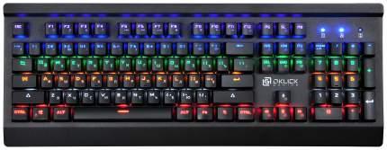 Игровая клавиатура OKLICK 920G Black