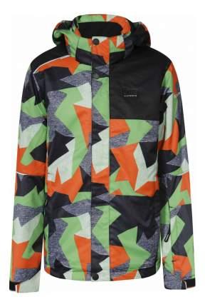 Куртка IcePeak для мальчика Noel Jr оранжевая р.116