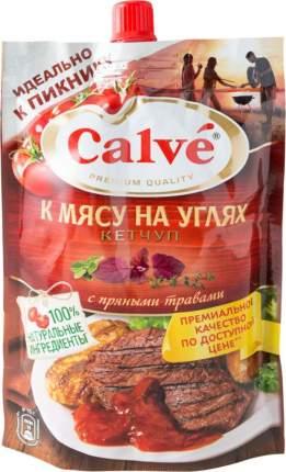 Кетчуп Calve к мясу на углях с пряными травами 350 г