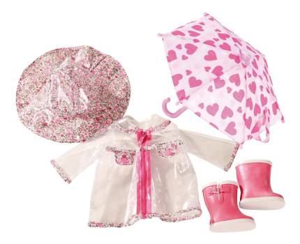 Набор одежды для кукол Gotz Дождливая погода 5 предметов 3402190